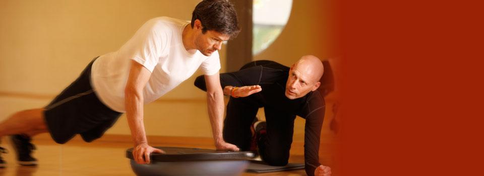 Personal Training en Trainingsbegeleiding